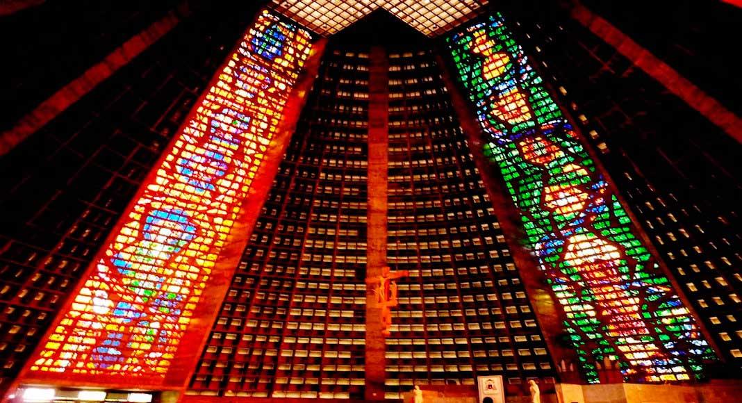 catedral Río de Janeiro