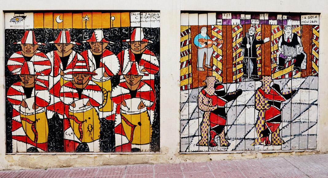 Murales de Montevideo