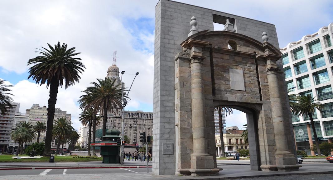 Ciudad Vieja en Montevideo