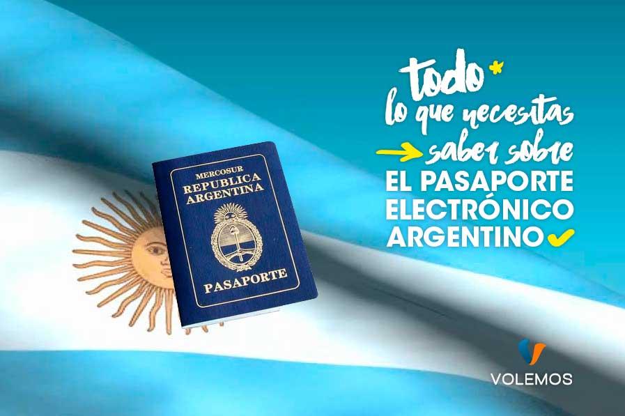 Pasaporte Electrónico Argentino