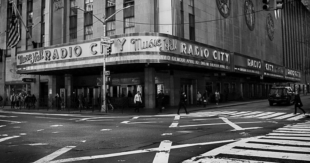 Radio City Hall - La Gran Manzana