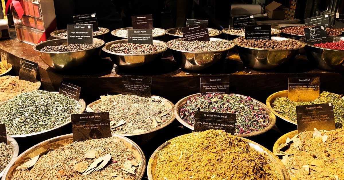 Spice & Teas - La Gran Manzana
