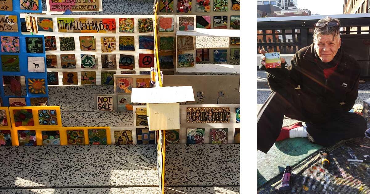 High Line - ThinkOutsideMyBox - La Gran Manzana