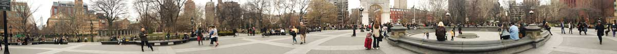 Washington Square Park - La Gran Manzana