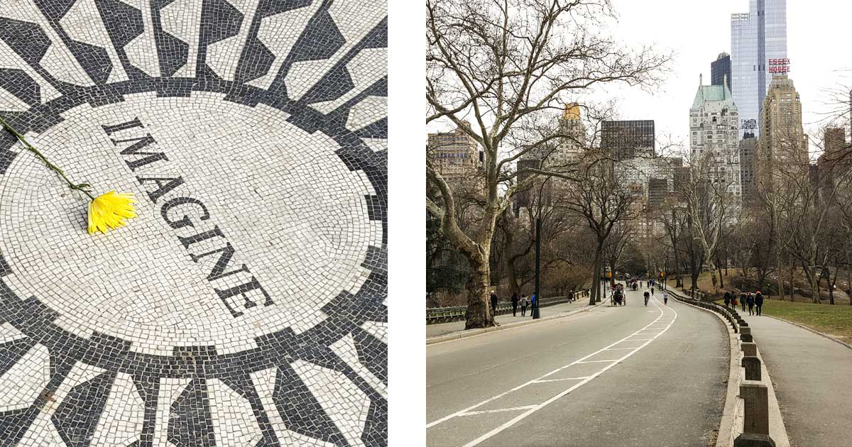 Central Park - La Gran Manzana