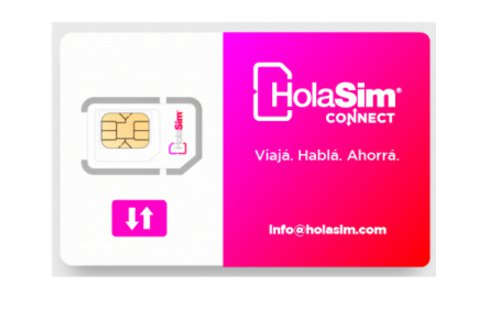 HolaSim Connect