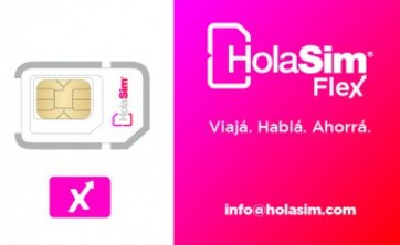 HolaSim Flex