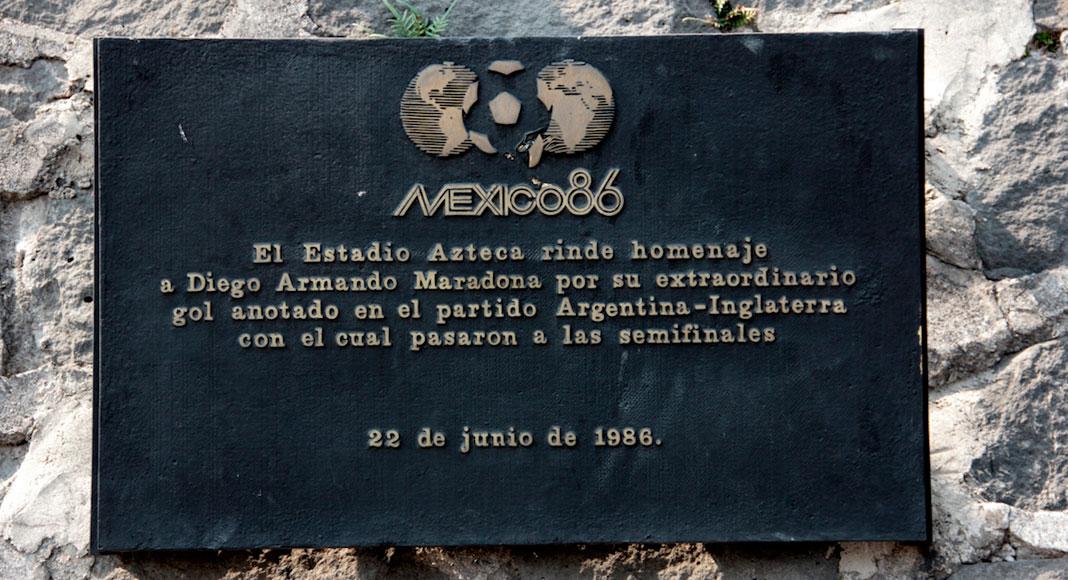 Ciudad de México y sus alrededores - Estadio Azteca
