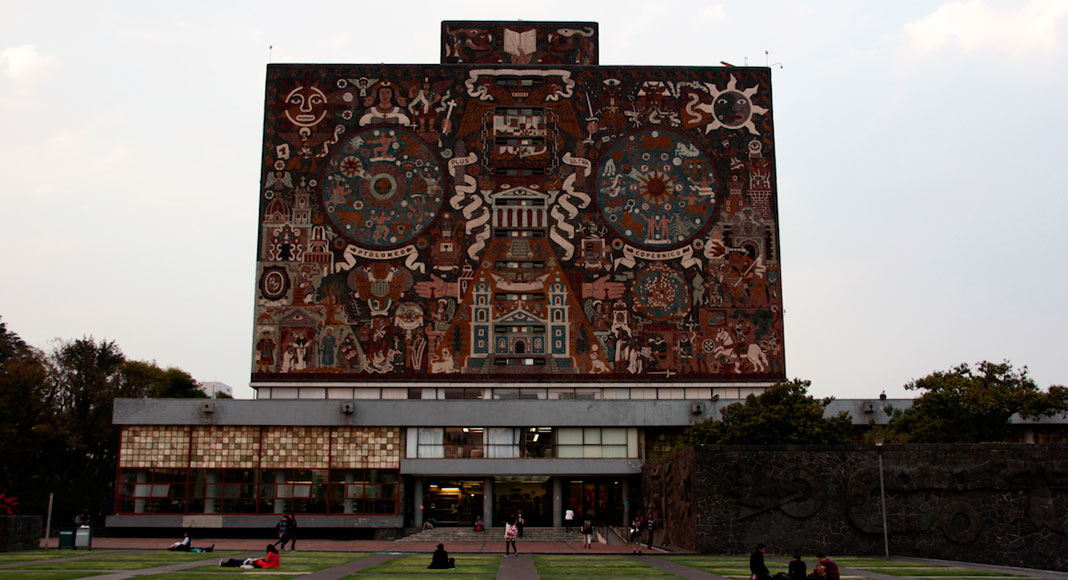 Ciudad de México y sus alrededores - Universidad Nacional Autónoma de México