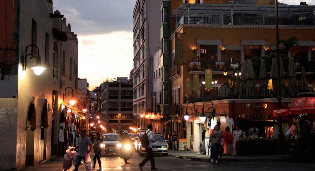 Ciudad de México y sus alrededores - Calles de Cuernavaca