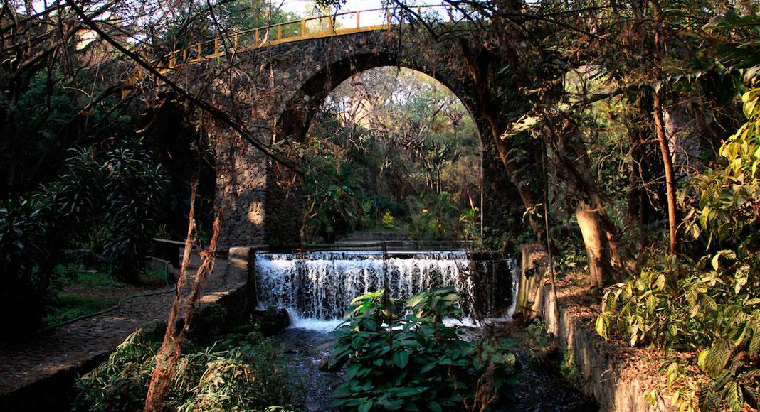 Ciudad de México y sus alrededores - Parque de Chapultepec en Cuernavaca
