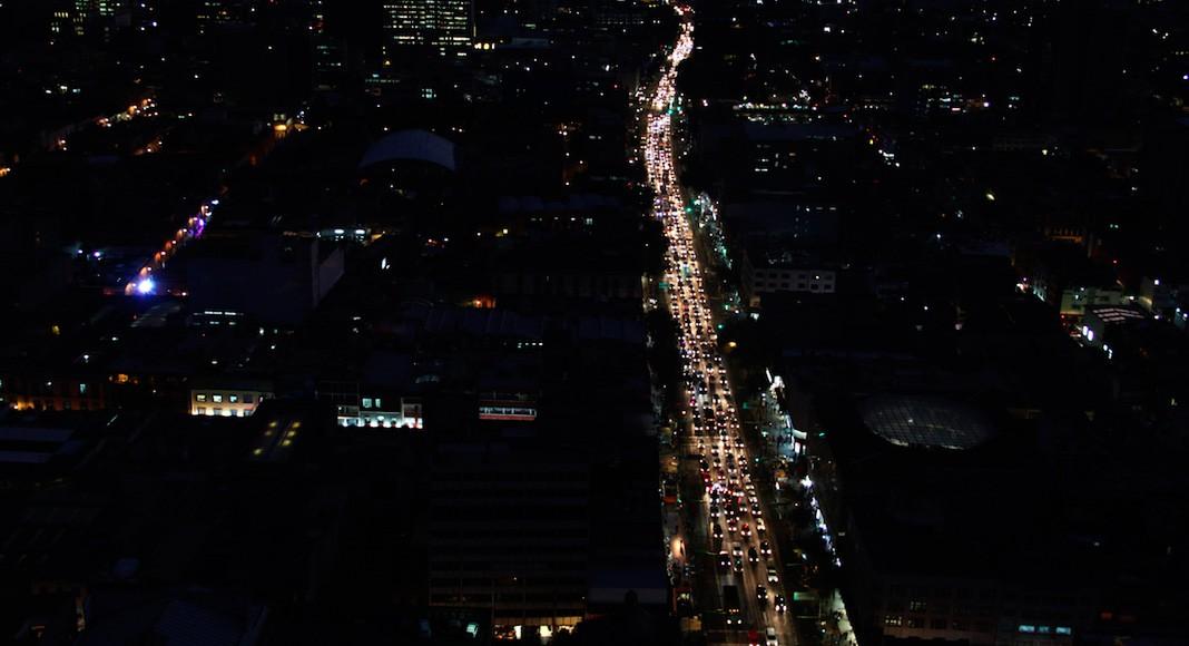 Ciudad de México y sus alrededores - Vista desde Torre Latinoamericana
