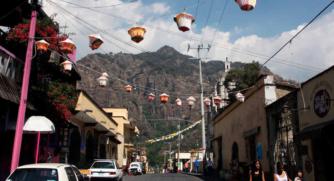 Ciudad de México y sus alrededores - Tepoztlán es una combinación única de antiguas tradiciones