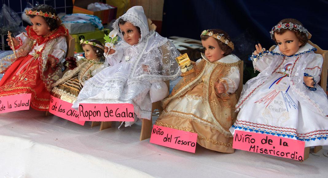 Ciudad de México y sus alrededores - Niños Dios en Tepoztlán