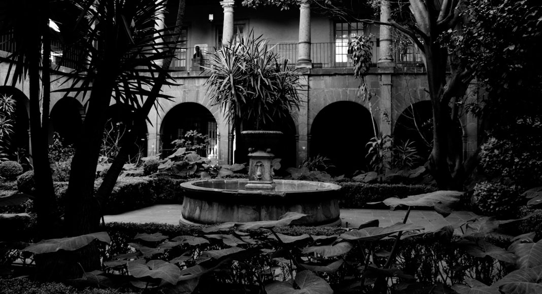 Ciudad de México y sus alrededores - Hospital de Jesús fundado en 1524