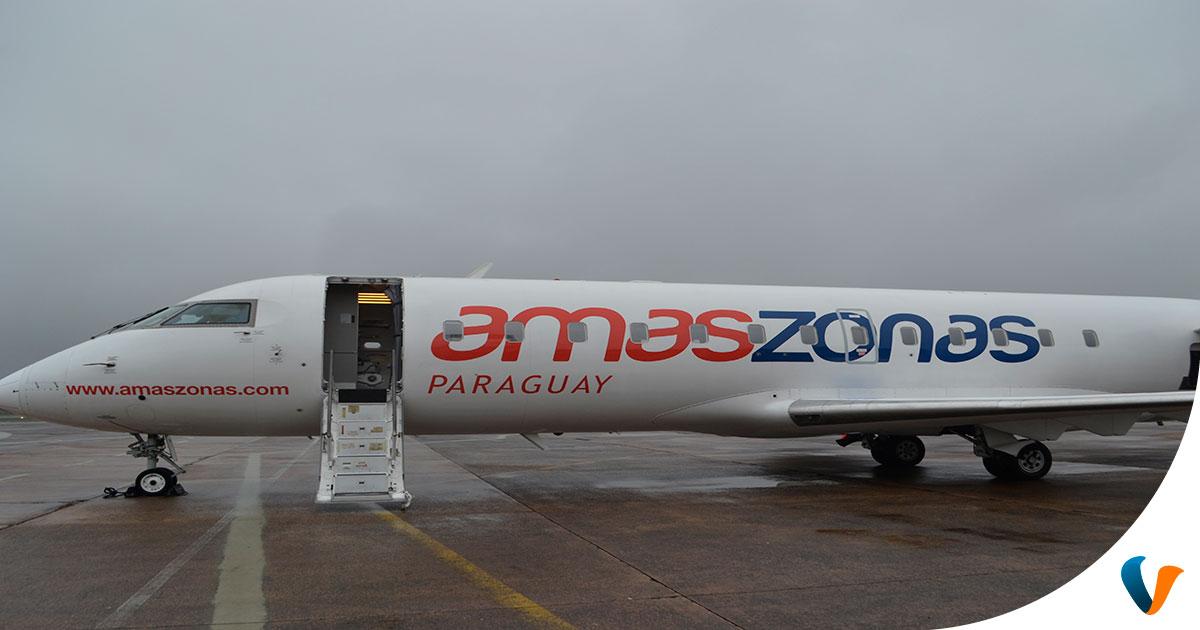 Amaszonas Paraguay