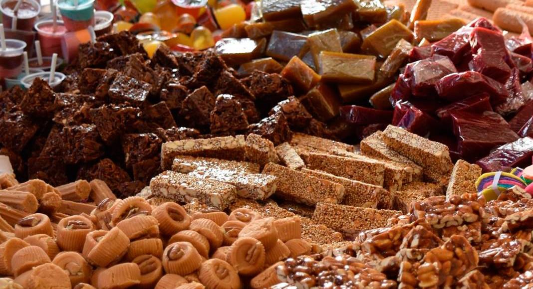 Ciudad de México en 4 días: dulces mexicanos