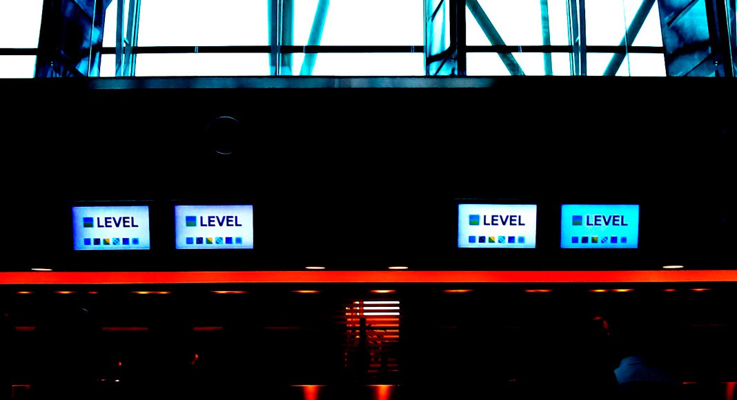 Experiencia level low cost - check-in