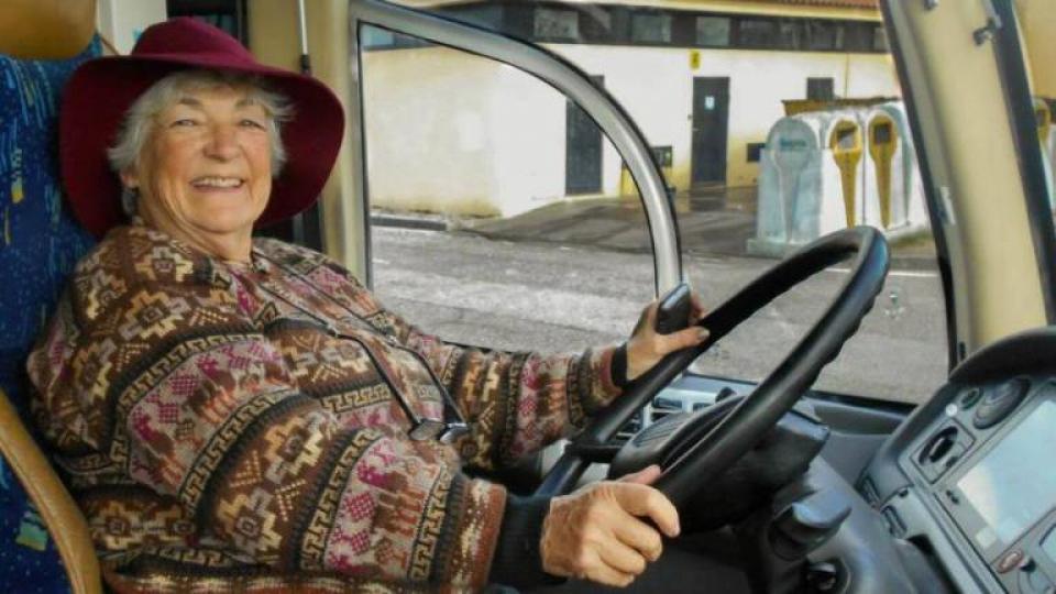 A los 79 años recorrerá Sudamérica en motorhome