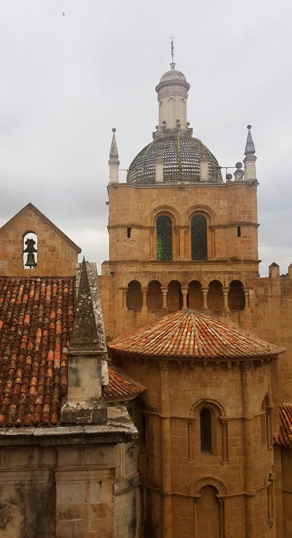 Coimbra, Portugal: ciudad vieja
