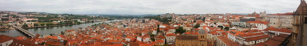 Coimbra, Portugal: Reconectando con parte de la Raíz