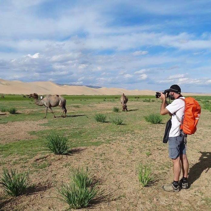 Entrevista a Esteban Mazzoncini, un viajero curioso
