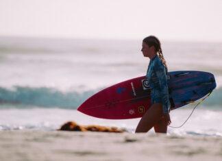 mejores playas para aprender surf