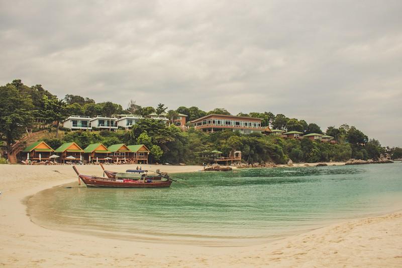 Koh Lipe Playa Tailandia