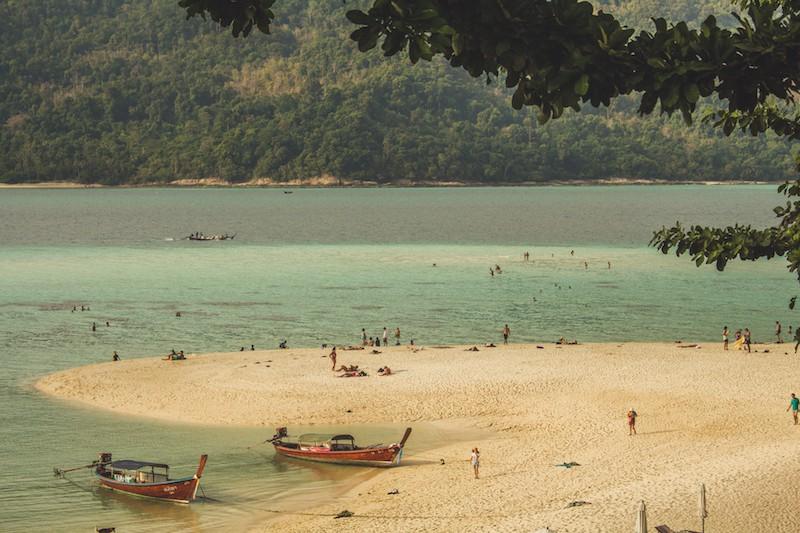 Koh Lipe Tailandia Playa