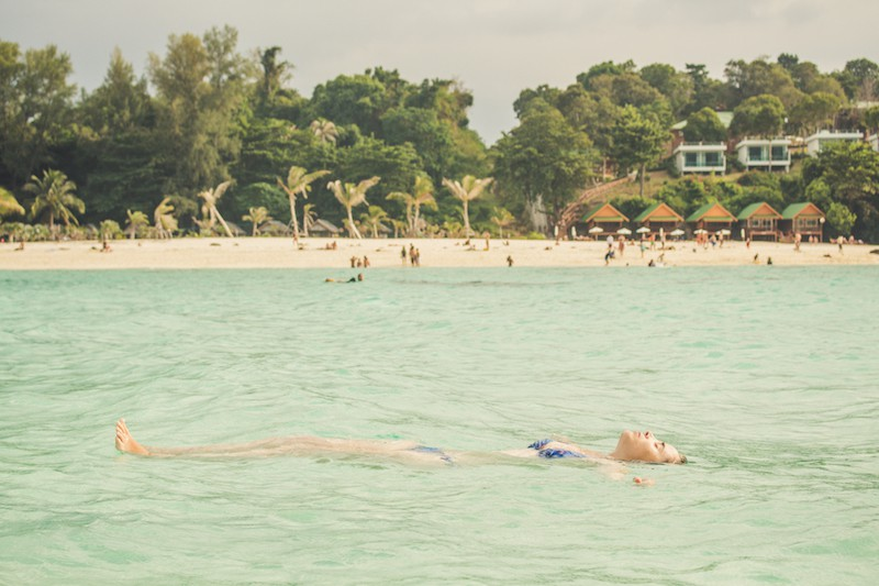 Koh Lipe Tailandia relax