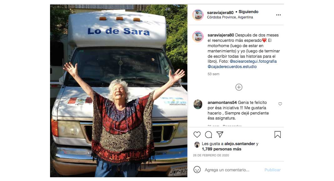 Mujeres viajeras en Instagram