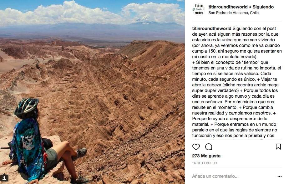 10 mujeres viajeras en Instagram que inspirarán tu próximo viaje