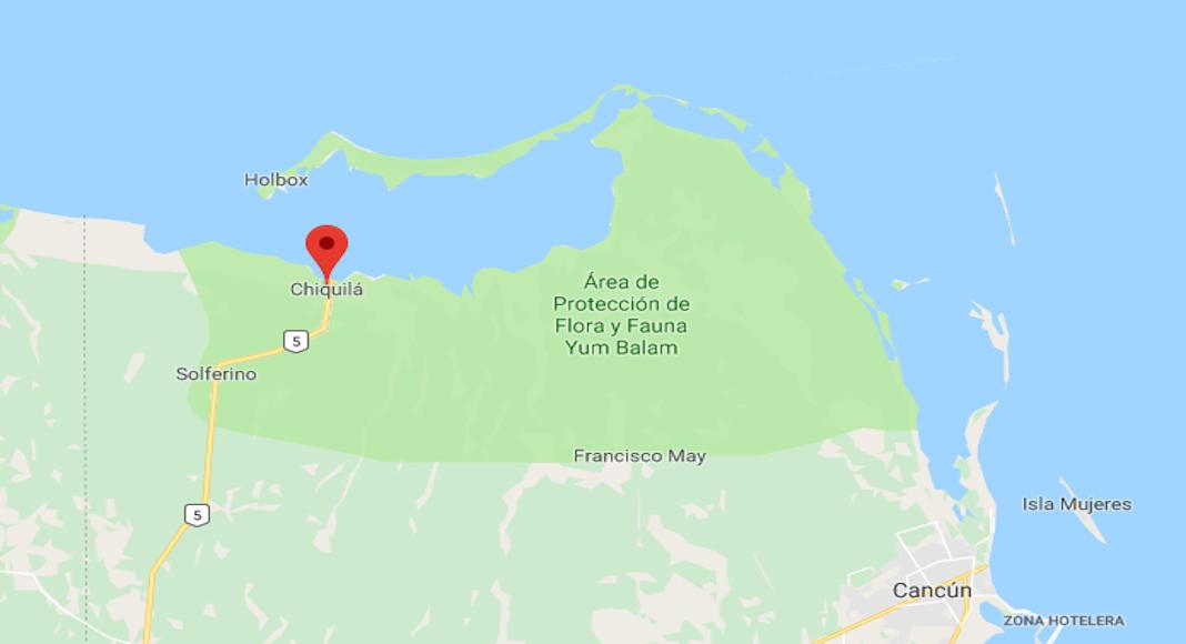 Chiquilá, Isla de Holbox, México