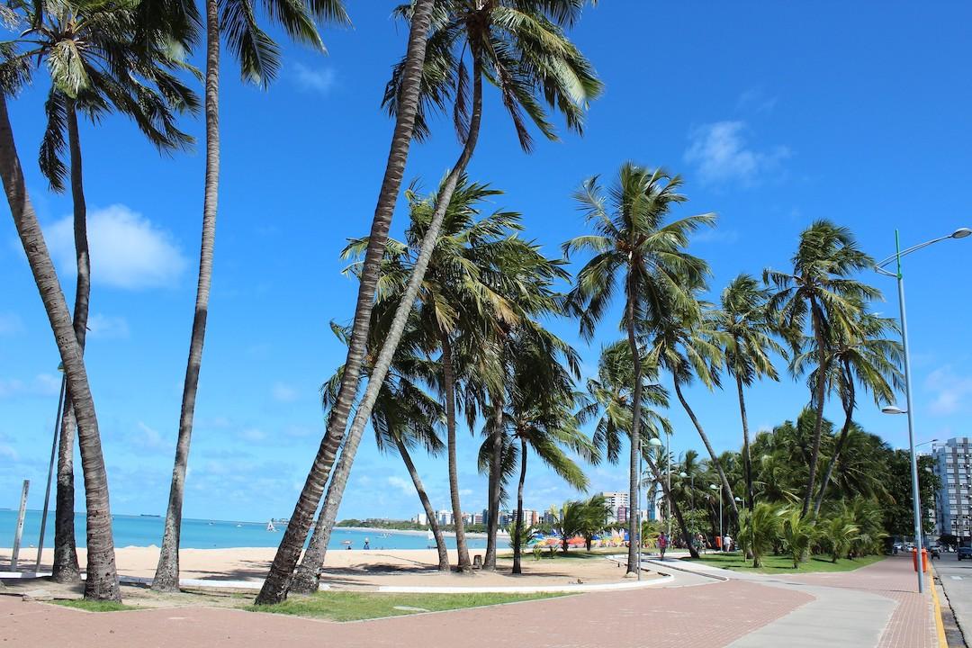 Destinos turísticos para aprovechar cerca de Recife: Maceió