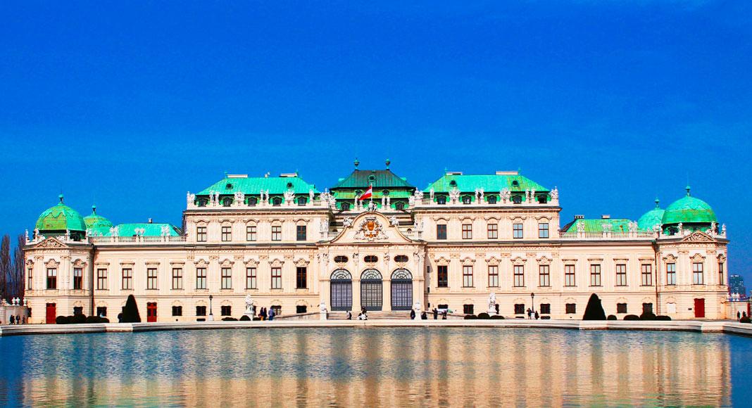 Viena: El Palacio fue construido como residencia de verano del Príncipe Eugenio de Saboya