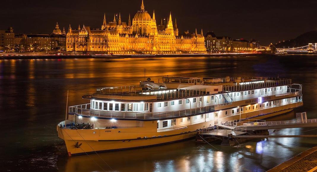Hoteles barco