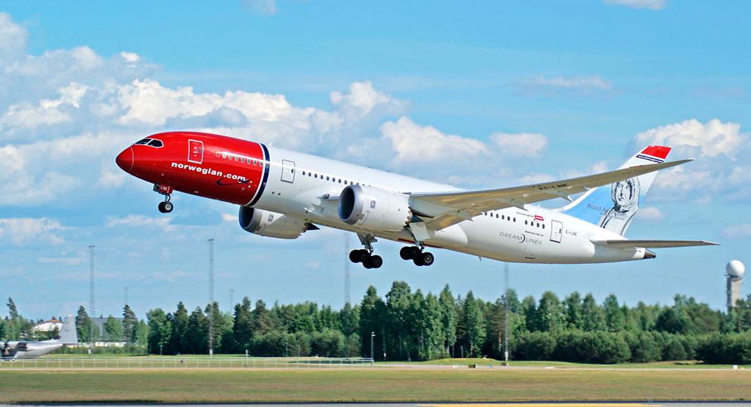 Noticias Norwegian: Inaugura hoy y mañana sus vuelos a Jujuy y Ushuaia