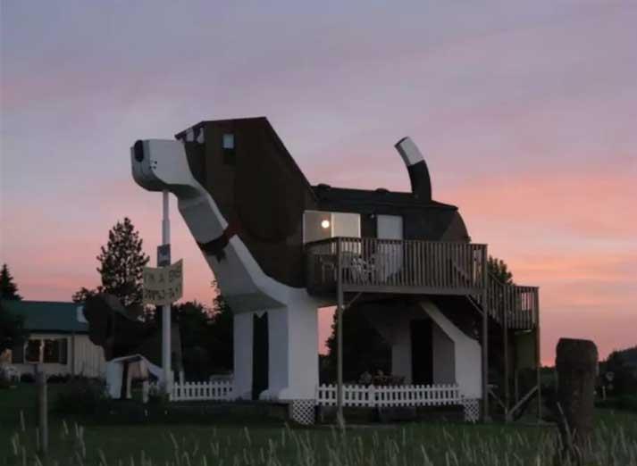 Lugares insólitos donde nos gustaría hospedarnos con Airbnb