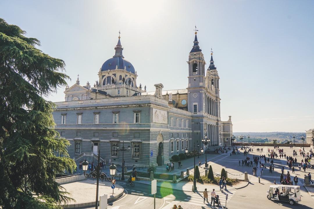 Qué visitar en Madrid: Catedral de Almudena