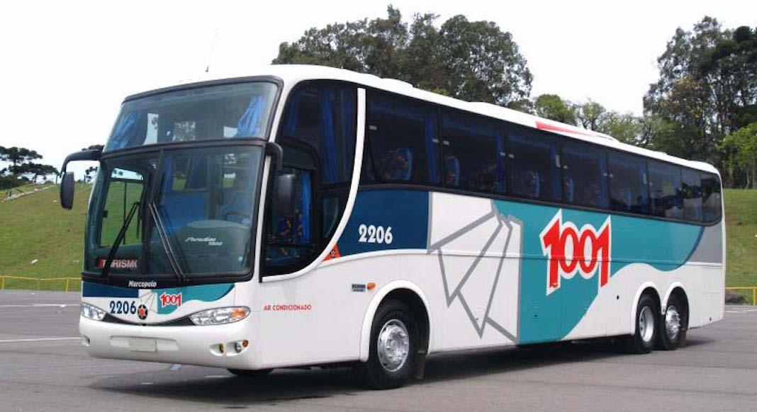 Cómo llegar a Buzios desde Rio de Janeiro en bus 1001