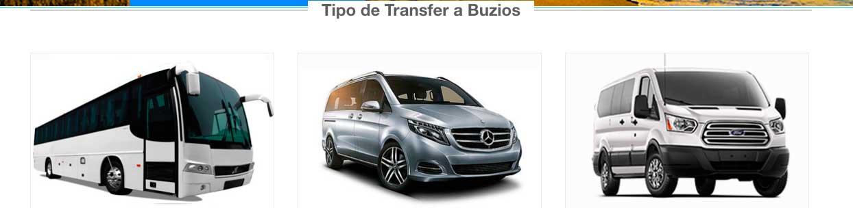 Tipos de transfers