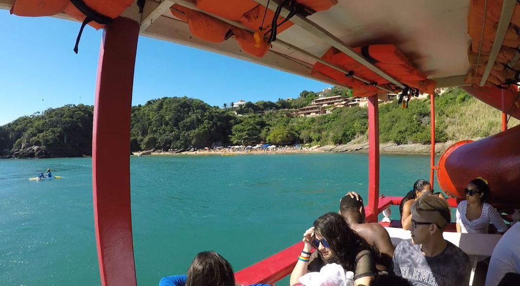 Cómo llegar a Buzios desde Rio de Janeiro en barco