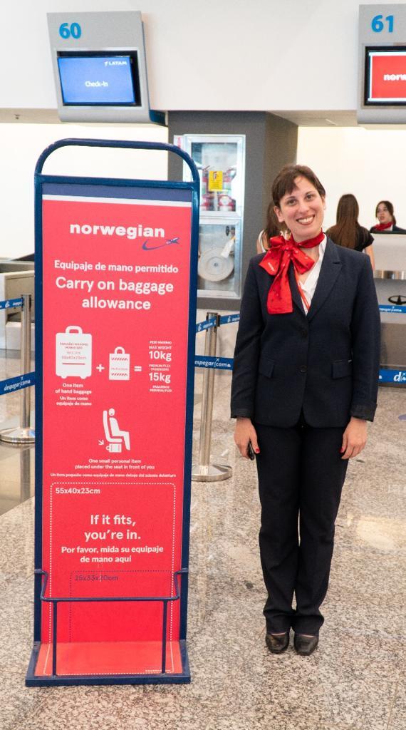 low cost Norwegian Argentina