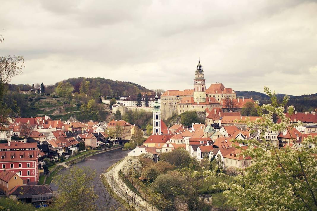 Las ciudades más baratas en Europa para viajar Cesky Krumlov, Republica Checa