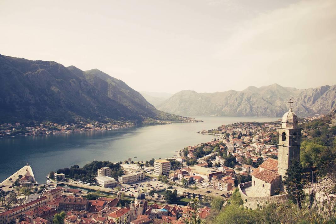 Las ciudades más baratas en Europa para viajar: Kotor, Montenegro