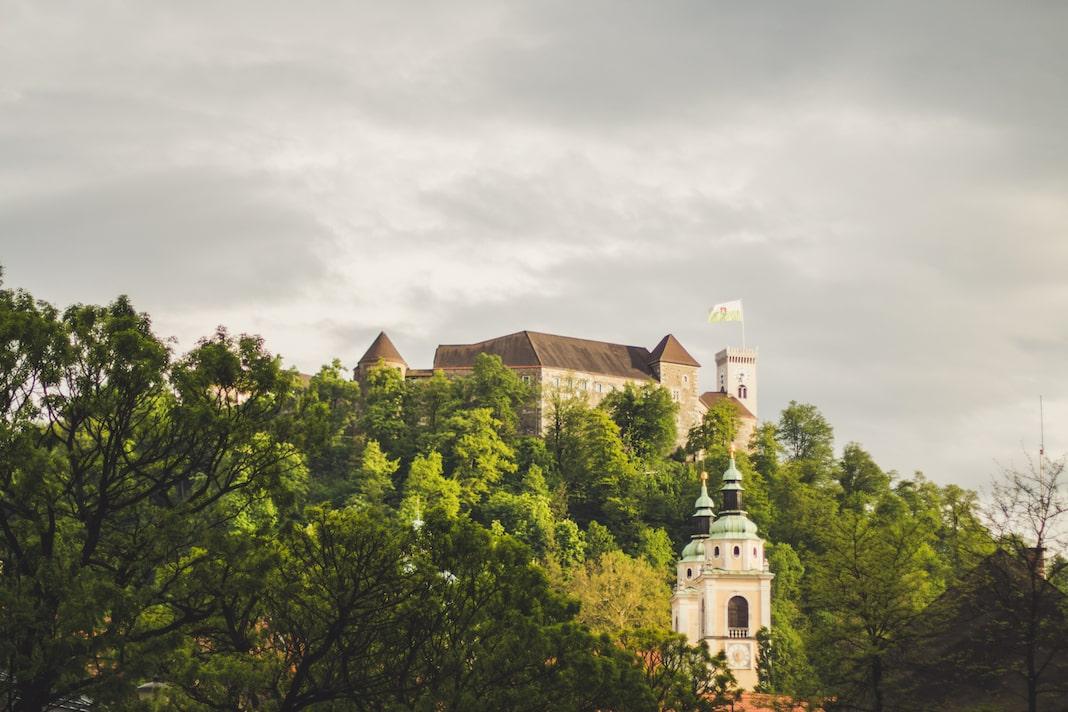 Las ciudades más baratas en Europa para viajar:Liubliana, Eslovenia