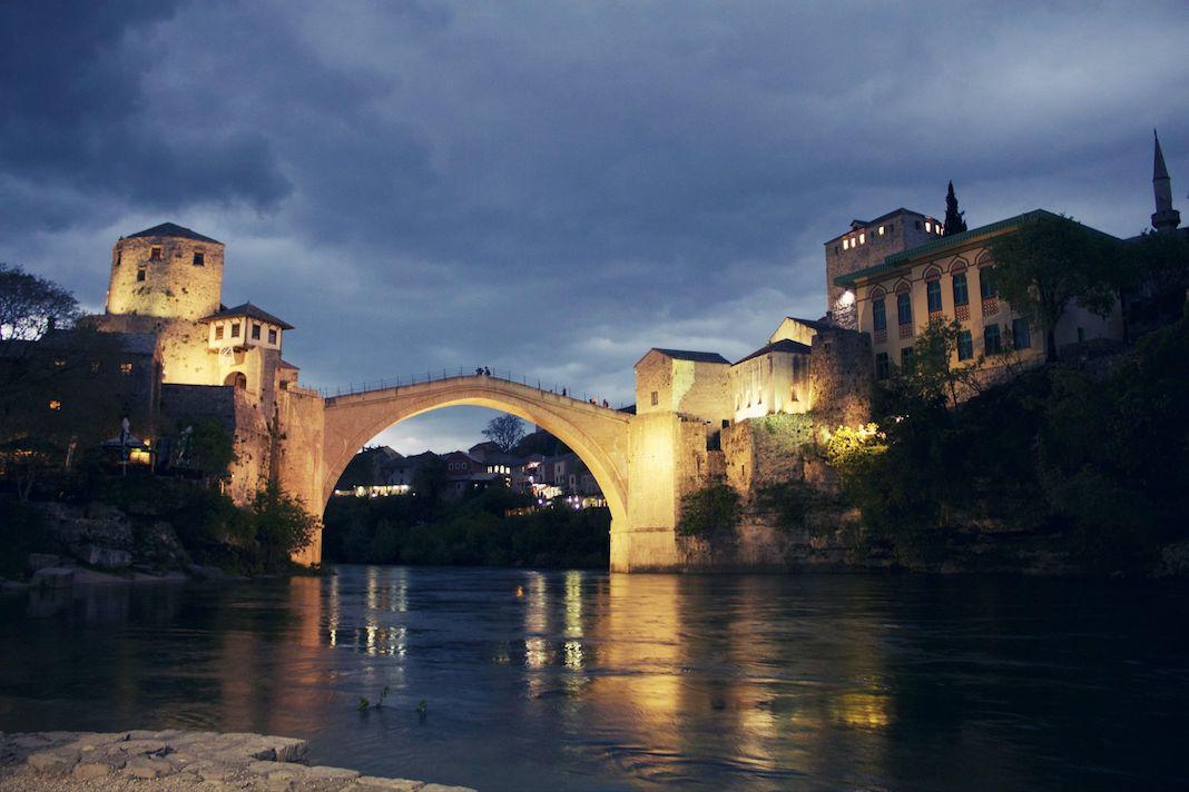Las ciudades más baratas en Europa para viajar: Mostar, Bosnia
