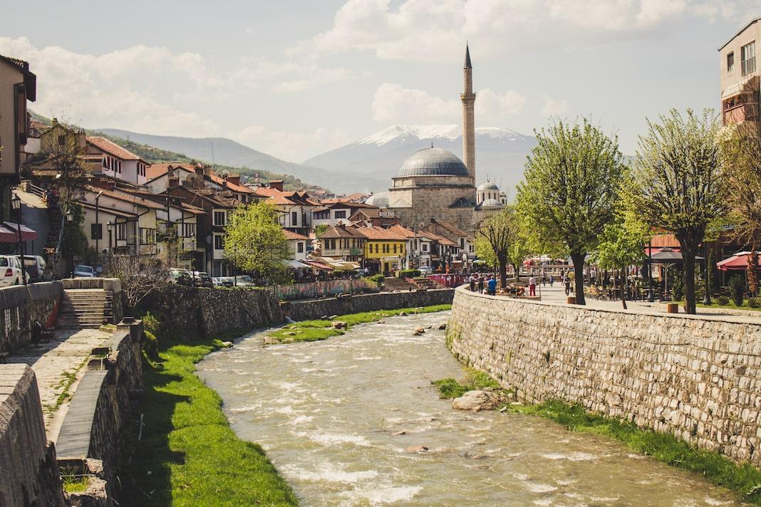 Las ciudades más baratas en Europa para viajar: Prizren, Kosovo