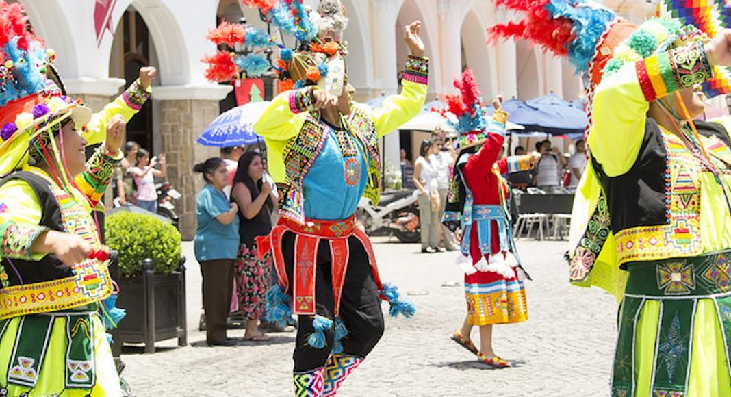 Carnaval en Salta