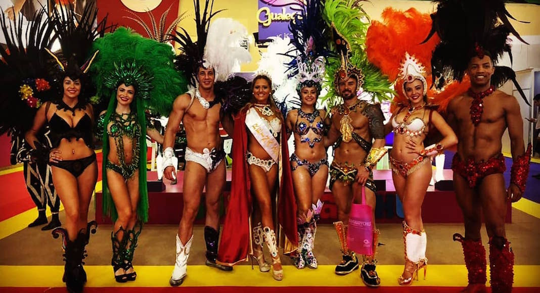 Carnaval en Gualeguaychú